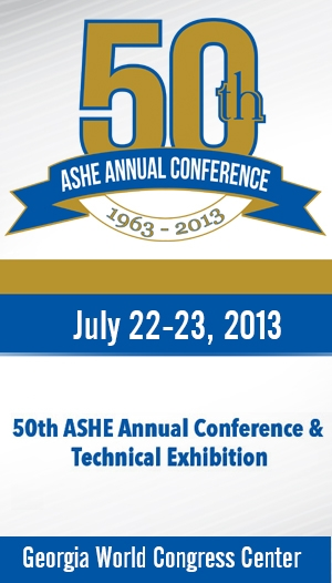 ASHE 50th Annual Conference & Technical Exhibition