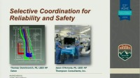 Understand Selective Coordination Requirements to Maintain Power Continuity and Enhance Life Safety