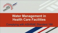 ASHE Water Management Monograph—Details of a Water Management Program